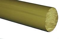 Поручень полимерный круглый оливковый P3