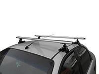 Багажник Ниссан Тиида / Nissan Tiida 2007- за дверной проем Aero