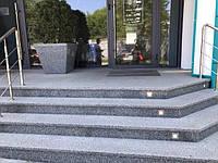 Як зробити сходи з граніту не слизькими