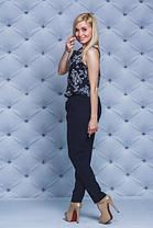 Костюм женский летний с брюками, фото 3
