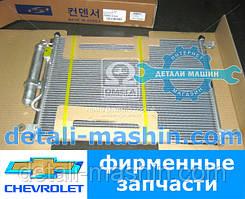 Радиатор (конденсатор) кондиционера Авео 1.5 (PARTS-MALL) CHEVROLET AVEO PXNCC-019