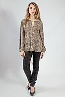 Блуза- туника  женская  длинный рукав  весна-лето  Rinascimento
