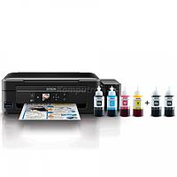 Принтер струйный МФУ Epson L486 фотопринтер, Wi-Fi