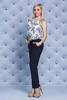 Костюм женский летний с брюками