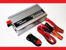 Преобразователь инвертор 12v-220v 2500W