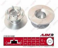 Диск тормозной передний(280mm х16mm) на Iveco Daily I/II 1985--1996  ABE  C3E002ABE