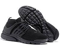 Чоловічі Nike Air Presto Ultra Flyknit чорні