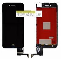 Дисплейний модуль (дисплей + сенсор) для iPhone 7 original чорний