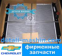 Радиатор охлаждения  Aвео 1.5 (Nissens) CHEVROLET AVEO,Daewoo 61636