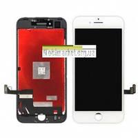 Дисплейний модуль (дисплей + сенсор) для iPhone 7 original білий