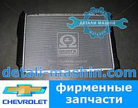 Радиатор охлаждения Авео 1.5 (AT) (Nissens) CHEVROLET AVEO 61637