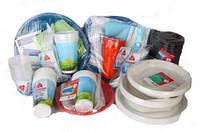 Пакеты для упаковки посуды