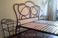 Кованая кровать К035 FANTASY Bontempi. Реплика.