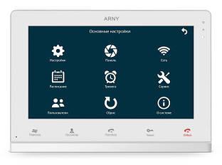 ARNY AVD-1025 AHD. Видеодомофон со встроенным видеорегистратором HD формата