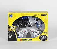 Сборная модель 1:12 Мотоцикл SUZUKI