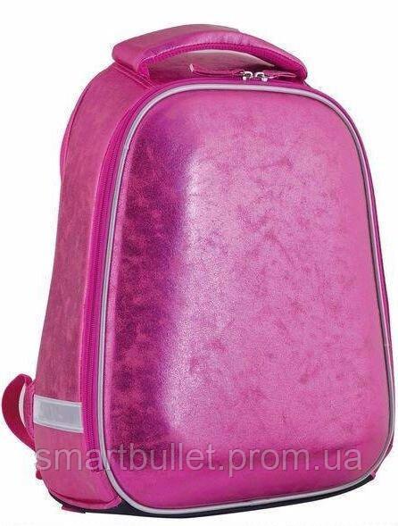 Ранец школьный ортопедический YES H-23 Pink 554128