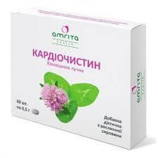 """БАД """"Кардиочистин"""" -для укрепления сосудов и профилактике атеросклероза. 60 табл."""