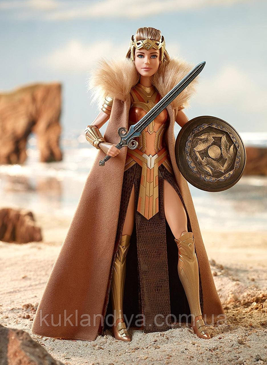 Коллекционная кукла Barbie королева Ипполита Wonder Woman Queen Hippolyta