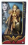 Коллекционная кукла Barbie королева Ипполита Wonder Woman Queen Hippolyta, фото 3