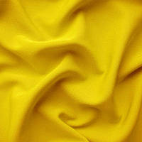 Ткань мадонна - цвет желтый