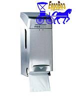 Диспенсер для туалетной бумаги в стандартных рулонах Mediclinics сатин