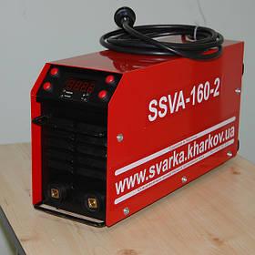 Сварочный инвертор SSVA-160-2 - без кабелей