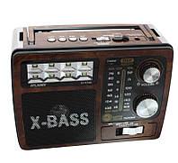 Радиоприемник ATLANFA радио от сети FM SW AM аккумуляторный R786
