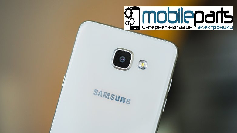 Задняя панель корпуса (крышка) для Samsung A520F Galaxy A5 (2017) Original White (Качество ААА) (Белая)