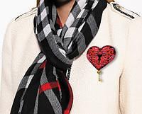"""Набор для вышивки бисером украшения """"Ключ к сердцу-1"""""""