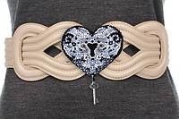 """Набор для вышивки бисером украшения """"Ключ к сердцу-2"""""""