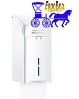 Диспенсер для листовой туалетной бумаги Mediclinics белый