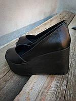 Туфли Gloria черные