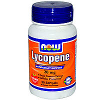 NOW Foods Lycopene 20 mg 50 caps
