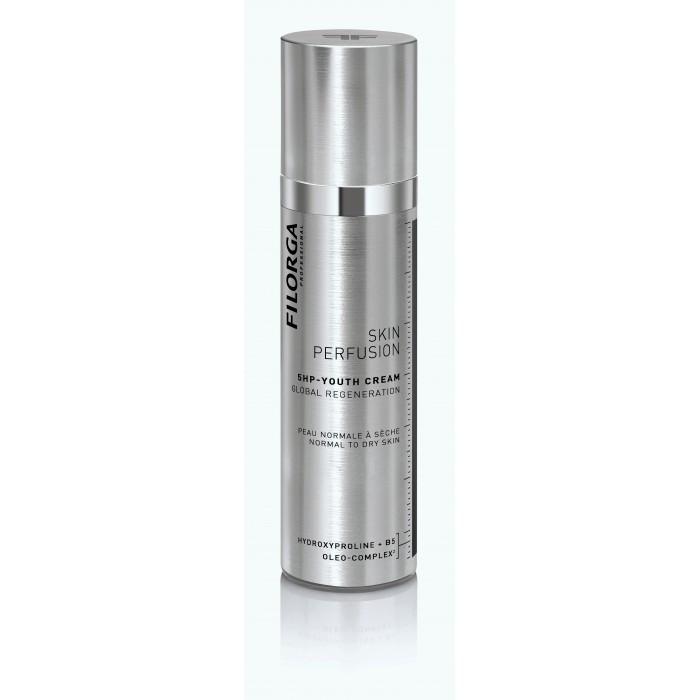 Омолаживающий крем для нормальной и сухой кожи Filorga Professional 5HP-Youth Cream, 50 ml