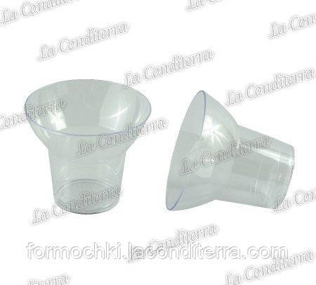 Пластиковый стакан для десертов Martellato PMOCO014 (105 мл)