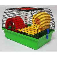 Клетка для грызунов Вилла Люкс 1 с комплектом аксессуаров