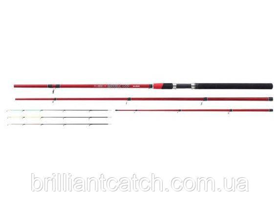 Фидер Balzer Modul ROSSO 3,60м 50-150гр (3 вершинки)