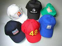 Кепки и бейсболки под нанесение логотипа