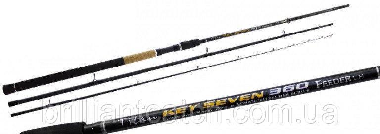 Фидер Fishing ROI Titan Key Seven 3.60м  до 80гр