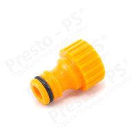 Адаптер для шланга Presto-PS резьба 1/2 внутренняя