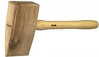 Киянка деревьяная FREUND (клиновидная), фото 1