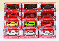 Модель металлическая 1:38 WELLY 49720W 49720CW Audi R8 V10