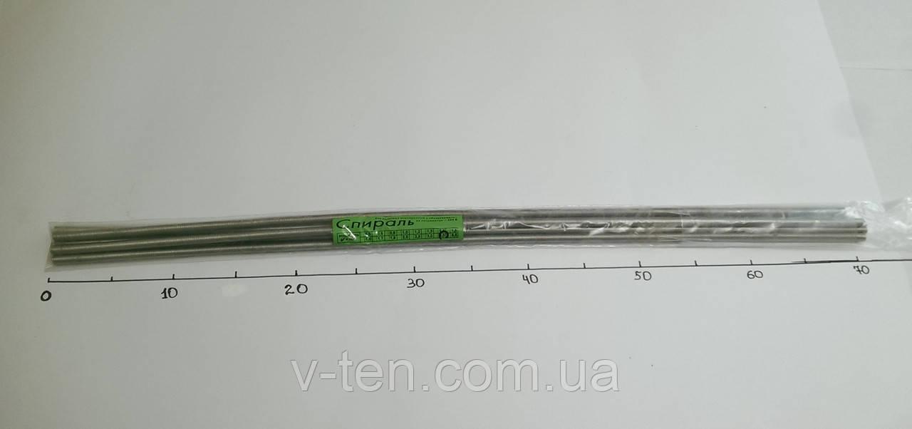 Спираль 4000w (нихром Х12Н80)