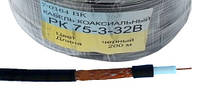 Кабель PК 75-3-32B (0,65СU+ 96х0,12CU) 200м черный