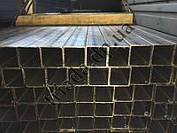 Труба 30х30х0,8 сварная стальная квадратная, фото 1