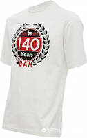 "Футболка DAM ""140 YEARS"" L"