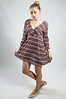 Платье женское длинный рукав Mela L London