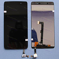 Дисплей для Alcatel One Touch 6055K One Touch Idol 4 с сенсорным экраном Black