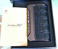 Think Vape Finder 167W - Батарейный блок для электронной сигареты. Оригинал Черная крокодиловая кожа