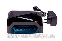 CCFL/LED лампа 36 Вт (чёрная)